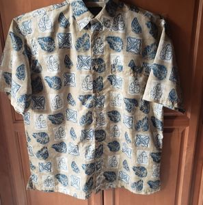 Fubu Vintage Men's Shirt